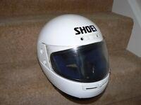 SHOEI MOTOR CYCLE HELMET.ONLY £20