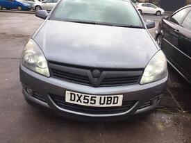 Vauxhall Astra SRI sport