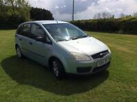 **VERY NICE FORD C-MAX - FULL SERVICE HISTORY INC CAMBELT & YEARS MOT**