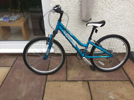 RIDGEBACK DESTINY BLUE MOUNTAIN BIKE