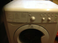washing machine 6kg 1000 spin can be delivered and fitted at cost