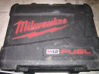 milwaukee driver case