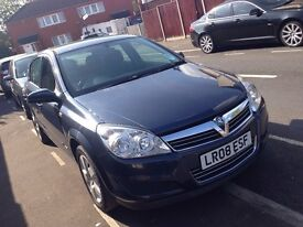 ** Vauxhall Astra Club (140BHP), 1796CC Petrol, 5DR, Automatic, 2008 ** ONLY 23k MILES **