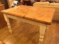 Gorgeous Farmhouse Kitchen Table - Seats 6 - Clapham Junction