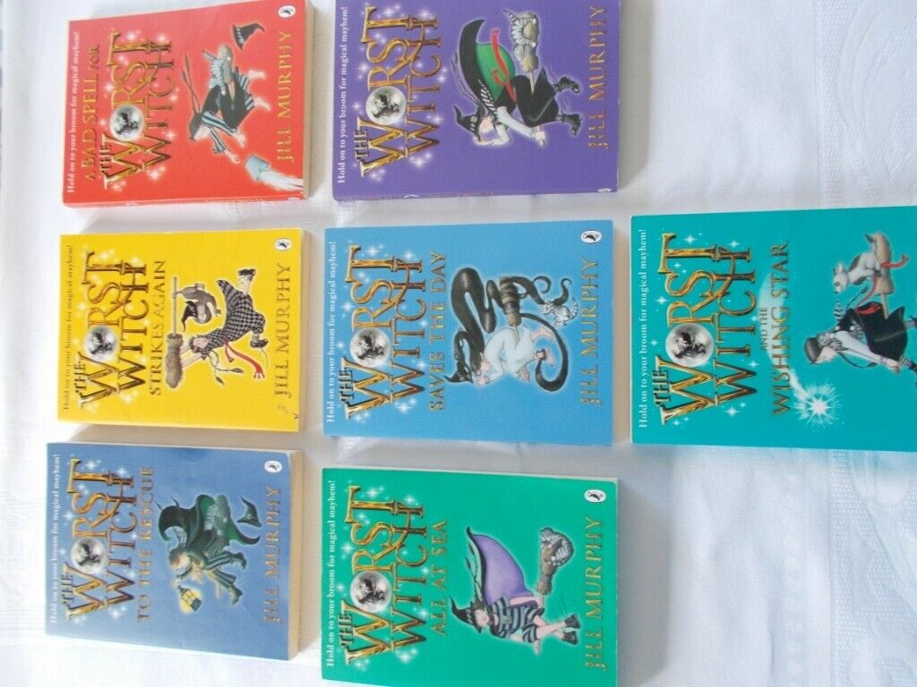 Worst Witch book collection | in Fairmilehead, Edinburgh | Gumtree