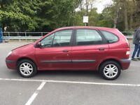 2000 RENAULT SCENIC WITH LONG MOT LOOKS AND DRIVES GREAT