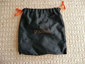 Black and Orange Goodies Gift Party Treats Bag Childrens Kids Birthday Halloween etc
