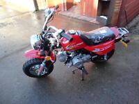 70cc monkey bike for sale