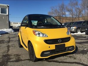 2013 smart fortwo passion WITH NAVI & PANO ROOF