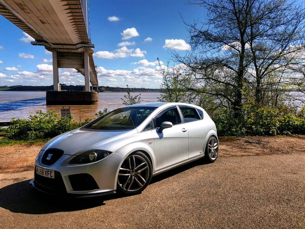 seat leon mk2 fr in caldicot monmouthshire gumtree. Black Bedroom Furniture Sets. Home Design Ideas