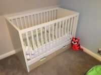 Reduced! Ikea Stuva Cotbed In Excellent Condition