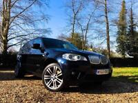 BMW X5 40d (2010) M-Sport Twin Turbo Black