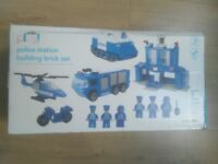 Fire station rescue wilko blocks (can be delivered)
