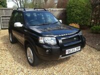 LANDROVER FREELANDER FREESTYLE TURBO DIESEL 5 DOOR EXC