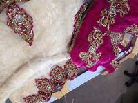 Beautiful Asian Wedding 2 piece Lehnga