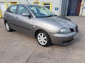 2004 SEAT IBIZA 1.9 TDI 5-Speed 144k. 5-Door