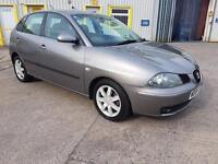 2004 SEAT IBIZA 1.9 TDI 5-Speed 144k. 5-Door