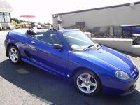 MG TF SPORTS CAR