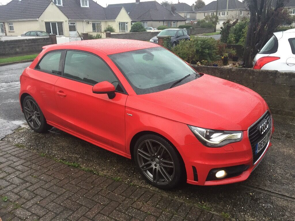 2011 Audi A1 1.4tfsi S line. Huge spec car, FSH, great value, A1 in and out & drives perfectly
