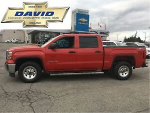 2014 GMC Sierra 1500 1SA CREW 4WD, LOADED, KEYLESS, HITCH