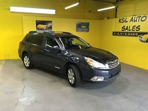 2010 Subaru Outback 3.6 R ~ LIMITED ~ LEATHER ~ NAVIGATION ~