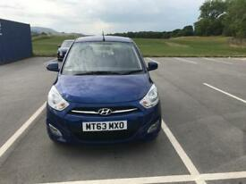 2013 Hyundai 1.2 Active 5 Door Low Mileage