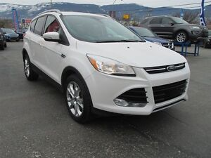 2014 Ford Escape Titanium 4WD - Navigation - Remote Start