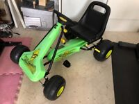 Demon go kart in as new condition