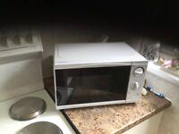 Tesco Microwave white... New