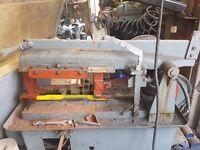 Power hacksaw,240v