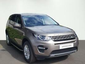 Land Rover Discovery Sport TD4 SE TECH (brown) 2017-04-28
