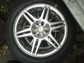 "15"" aftermarket alloy wheels"