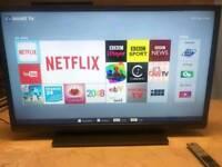 "Toshiba 40"" SMART TV WiFi, Delivery"