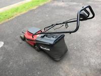 Mountfield electric mower
