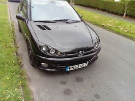 Peugeot 206.. 2.0 hdi