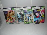 Xbox 360 games 6 in total