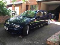 Bmw e46 320cd spare or repair swap for petrol bmw