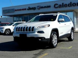 2015 Jeep Cherokee NEW LATITUDE NORTH 4X4 BLUETOOTH BACKUP CAM R