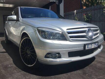 2009 Mercedes-Benz C220 CDI Avantgarde Special Edition