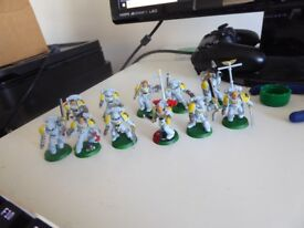 Warhammer 40000 Space Wolves