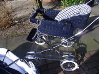 Silver Cross Retro/Vintage style Travel system