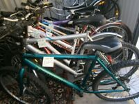 Used second hand Bike bicycle cycle bikes bicycles more than 20 bikes for sale