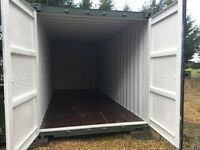 container AS storage