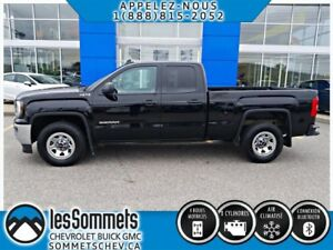 2017 GMC SIERRA 1500 4WD DOUBLE CAB DOUBLE CAB**V8**CAMERA RECUL