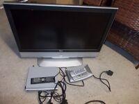 32 inch flat screen tv package