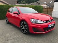 Volkswagen Golf edit 2.0 TDI BlueMotion Tech GTD 5dr*Huge Spec*One Owner*