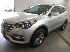 2017 Hyundai Santa Fe Sport Premium- AWD! BACK-UP CAM! ALLOYS! H