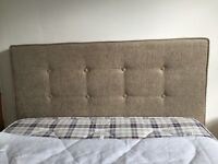 4ft bed, small double, excellent condition