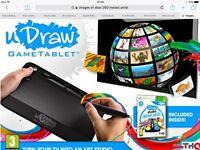 Xbox 360 U draw instant artist game tablet