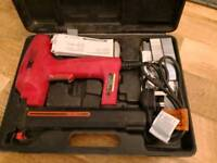 Electric nail sample gun Tacwise